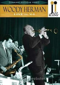 Woody Hermann. Live in '64. Jazz Icons
