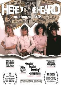 The Slits - Here To Be Heard: The Story Of The Slits (Standard Uk Edition)