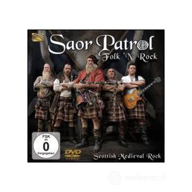 Saor Patrol. Folk 'n' rock. Scottish Medieval Rock