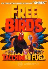 Free Birds - Tacchini In Fuga (Blu-ray)