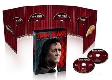 Twin Peaks (2017) (8 Blu-Ray) (Blu-ray)