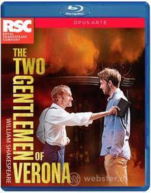 William Shakespeare. I due gentiluomini di Verona (Blu-ray)