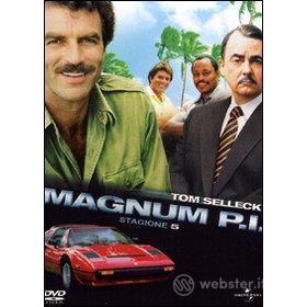 Magnum P.I. Stagione 5 (6 Dvd)