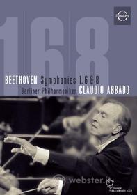 Ludwig Van Beethoven. Symphonies 1, 6 & 8