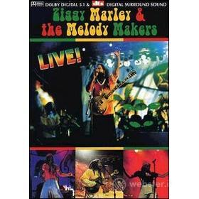 Ziggy Marley and the Melody Makers. Live