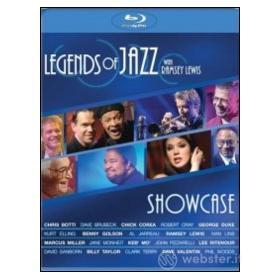 Legends Of Jazz With Ramsey Lewis. Showcase (Blu-ray)