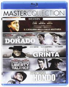 Western Master Collection (5 Blu-Ray) (Blu-ray)
