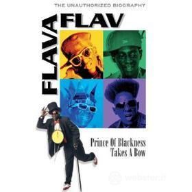 Flavor Flav. Prince Of Blackness Takes A Bow