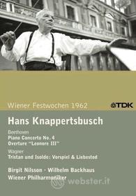 Ludwig van Beethoven. Leonora III op. 72a-Concerto per pianoforte n. 4 op.58