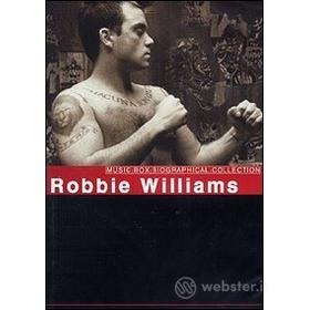 Robbie Williams. Music Box Biographical Collection