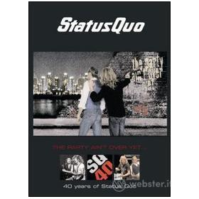 Status Quo. The Party Ain't Over Yet (2 Dvd)