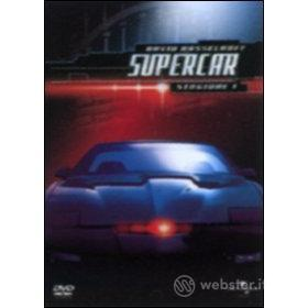 Supercar. Stagione 1. Parte 1 (4 Dvd)