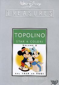 Walt Disney Treasures. Topolino star a colori. Volume due 1939 - 2004 (2 Dvd)