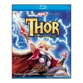 Thor. Tales of Asgard (Blu-ray)