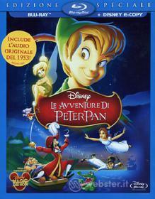 Le avventure di Peter Pan (Blu-ray)