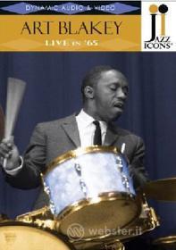 Art Blakey. Live in '65. Jazz Icons