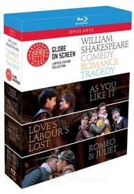 Comedy Romance Tragedy (3 Blu-Ray) (Blu-ray)