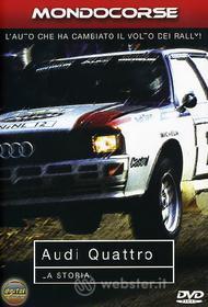 Audi Quattro. La storia