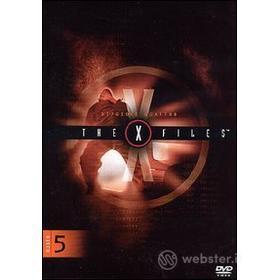 X Files. Stagione 4. Vol. 05