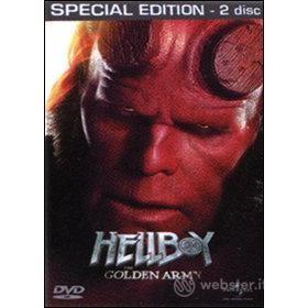 Hellboy. The Golden Army (Edizione Speciale con Confezione Speciale 2 dvd)