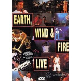 Earth, Wind & Fire. Live