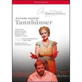 Richard Wagner. Tannhäuser (2 Dvd)