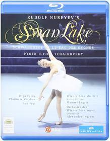 Pyotr Ilyich Tchaikovsky - Swan Lake (Blu-ray)