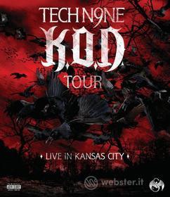 Tech N9Ne - Kod Tour: Live In Kansas City (Blu-ray)