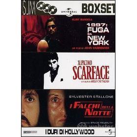 I duri di Hollywood. Boxset (Cofanetto 3 dvd)