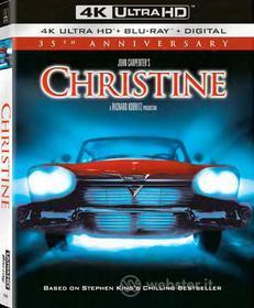 Christine - La Macchina Infernale (Blu-Ray 4K Ultra HD+Blu-Ray) (2 Blu-ray)