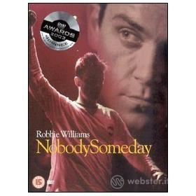 Robbie Williams. Nobody Someday