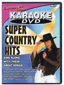 Karaoke: Super Country Hits