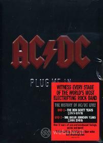 AC/DC. Plug Me In (2 Dvd)