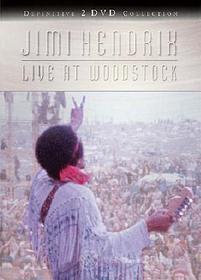 Jimi Hendrix. Live At Woodstock (2 Dvd)