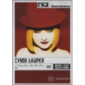 Cyndi Lauper. Twelve Deadly Gyns (And Then Some)