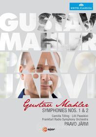 Gustav Mahler. Symphonies Nos. 1 & 2 (2 Dvd)
