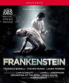 Lowell Liebermann - Frankestein (Blu-ray)