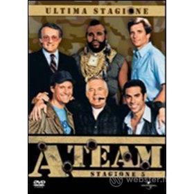 A Team. Stagione 5 (4 Dvd)