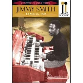 Jimmy Smith. Live in '69. Jazz Icons