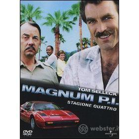 Magnum P.I. Stagione 4 (6 Dvd)