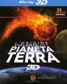 Origine violenta del pianeta Terra 3D (Blu-ray)