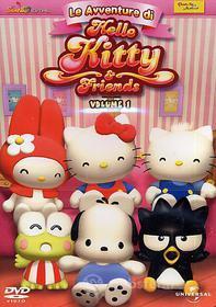 Hello Kitty. Le avventure di Hello Kitty & Friends. Vol. 1