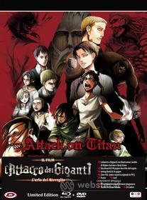 L'Attacco Dei Giganti Il Film - L'Urlo Del Risveglio (Limited Edition) (Blu-Ray+Dvd) (2 Blu-ray)