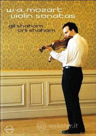 Wolfgang Amadeus Mozart. Violin Sonatas