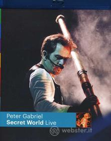 Peter Gabriel - Secret World (Blu-ray)
