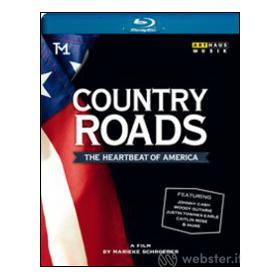 Country Roads. The Heartbeat of America (Blu-ray)