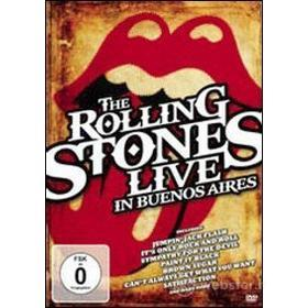The Rolling Stones. Live in Buenos Aires