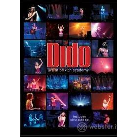 Dido. Live at Brixton Academy