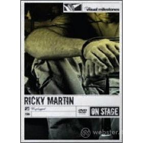 Ricky Martin. MTV Unplugged