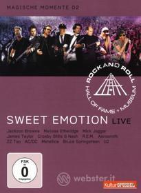 Sweet Emotion Live (Blu-ray)